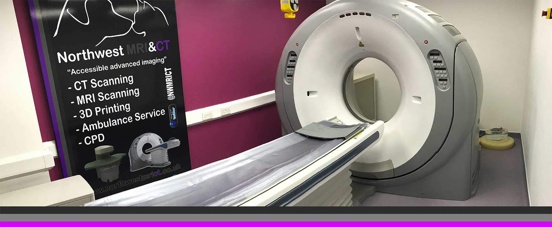 CT Scanner For Dogs & Cats